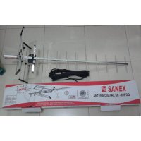 ANTENNA LUAR DIGITAL SANEX CMPATIBLE DGN LED DAN LCD TV ANDA