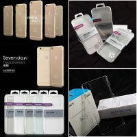 Oppo Mirror 5 Sevendays Crystal Case Casing Cover