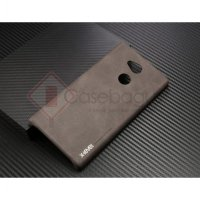 Sony Xperia XA2 Ultra - X-Level Vintage Leather Back Case Cover