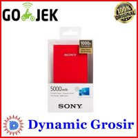 Sony CP - V5A Power Bank 5000 mAh - Red