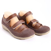 [FREE ONGKIR*] Dr.Kevin Canvas Loafer Shoes 43101 Brown, Sandals 27301 Cream