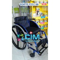 Kursi roda Leisure Sporty FS 721L-36 - GEA