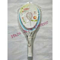 Raket Nyamuk L 3807A Electric Swatter Luby L3807A 3807 A Rechargeable Termurah09