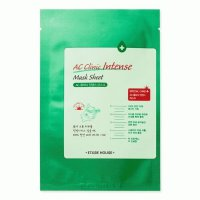 MASKER WAJAH KOREA IMPORT ETUDE HOUSE AC CLINIC INTENSE MASK SHEET - EV1769