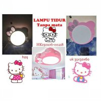 Lampu Kamar Hello Kitty LED