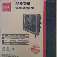 Wall Exhaust Fan 10' / Exhaust dinding 10 inch - KDK 25RQN5