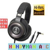 Audio Technica ATH-WS1100iS + Supercase Large