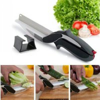 [Sugu] Clever Cutter - Pisau & Talenan Kitchen Tools