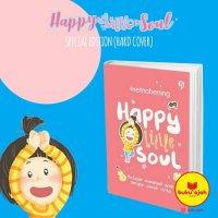 Happy Little Soul (HARD COVER) + Jam Dinding - @retnohe