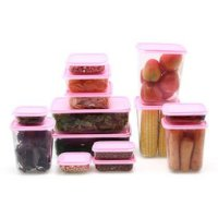 CALISTA OTARU SEALWARE SET 7G - 14pc (Warna Pink)