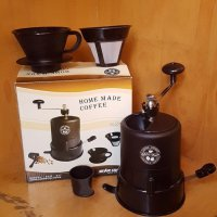 Star Cam Destec Manual Coffee Grinder - Alat Giling Bij