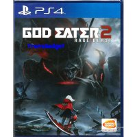 [Sony PS4] God Eater 2: Rage Burst