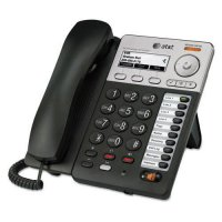 [poledit] AT&T Syn248 SB35025 Corded Deskset Phone System, For Use with SB35010 Analog Gat/3125058