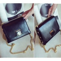 Tas Satchels Selempang Cosmetic Bags Wanita Warna Hitam Wedding Party