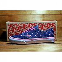 sepatu vans authentic navy love women