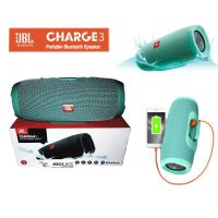 JBL Charge 3 Bluetooth Speaker Waterproof Portable Outdoor Subwoofer