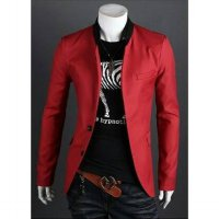 BLAZER STYLISH RED
