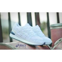 ASICS GEL SEPATU CASUAL SNEAKERS ORGINA VIETNAM FULL WHITE