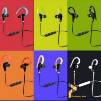 Headset Sport Wireless Bluetooth BT-1 Stereo Sport XIAOMI SAMSUNG