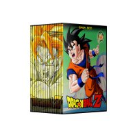 DVD FILM DRAGON BALL Z, KAI, GT LENGKAP SUB INDO