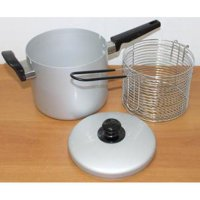 Maspion Multi fryer / Deep Fryer Penggorengan Serbaguna Ukuran 18 cm