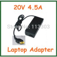 [globalbuy] 20V 4.5A 90W AC Adapter Battery Charger for Lenovo ThinkPad X1 Carbon Series P/1583629