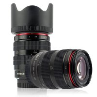 Lensa Meike 85 mm F/2.8 Macro Lens For Canon DSLR