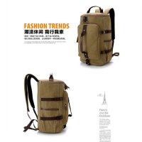 Tas Kanvas Rounded 3 In 1 A347