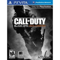PS Vita Game / Playstation Vita Call of Duty Black Ops : Declassified