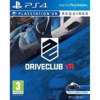 PS4 Game / Playstation 4 Driveclub VR