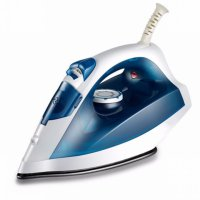 IRS02 1200W Mini Clothes Handheld Steamer Iron - Setrika Uap Blue