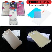 TuneDesign LiteAir 2 Case - Tempered Glass Samsung Galaxy A8 a800