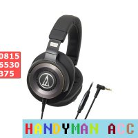 Headphone Audio Technica ATH-WS1100is Solid Bass