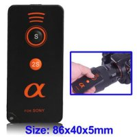 IR Remote Control for Sony Camera