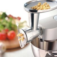 Kenwood AT910 Short Pasta Maker + Sceren Int Silver