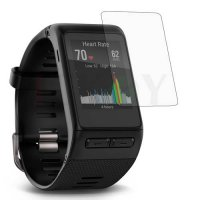 [globalbuy] 3x Clear LCD Screen Protector Guard Cover Film Skin for Garmin Sporting Watch /3404557