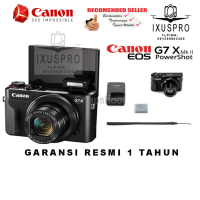 CANON POWERSHOT G7X MARK II DIGITAL CAMERA CANON G7 X M