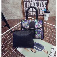 Tas Clutch Hand Bag Simple Elegan Ungu Wanita Elizabeth Kate Spade Mal