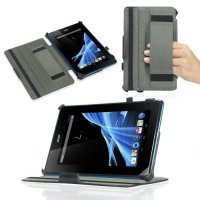 [holiczone] Poetic StrapBack Case for Acer Iconia B1-A71 7-Inch Android Tablet Black (3 Ye/99650