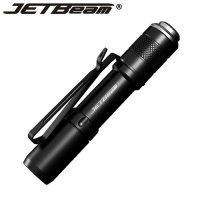 JETBeam SE-A01 Senter LED Mini CREE XP-G 130 Lumens - Black