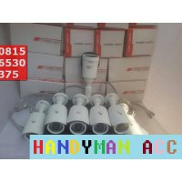 PROMO PAKET CCTV 8CAMERA TURBO HD 3MP(KMPLIT TGGL PSNG)
