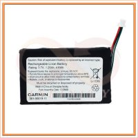 [globalbuy] 100 Test Original 1250MAH Battery For Garmin Nuvi 205 205wt 205t 255w 255t 255/3337964