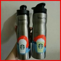 LIMITED Starbucks Tumbler Changing Color