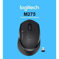 Logitech M275 Wireless Optical Mice Gaming