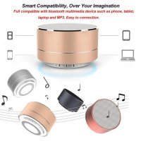 Speaker Portable Bluetooth Smile Super Bass A10