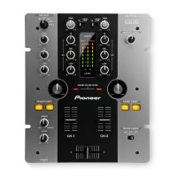 Pioneer DJM-250-K 2-channel mixer (black)