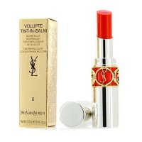 Yves Saint Laurent Volupte Tint In Balm - # 8 Catch Me Orange 3.5g/0.12oz