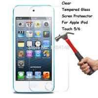 [globalbuy] For Apple iPod Touch 5 / 6 Tempered Glass Screen Protector Ultra Thin Explosio/3321998