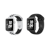 Apple Watch Series 3 GPS Nike+ Anthracite Sport Band Smartwatch