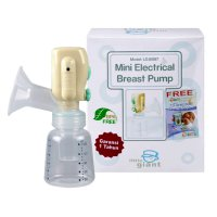 Little Giant Mini Electrical Breast Pump Model LG.6897 - Pompa Asi Elektrik